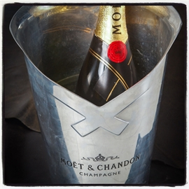 Moët & Chandon, Champagnespand