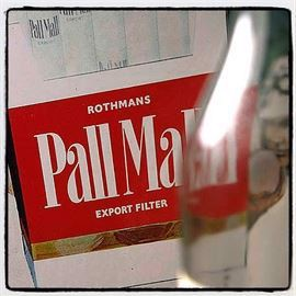 Pall Mall, Norsk Reklame