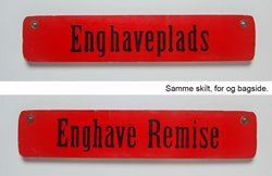Enghaveplads / Enghave Remise