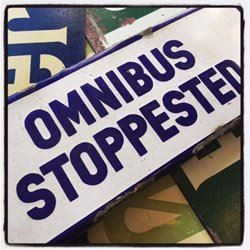 Omnibus stoppested